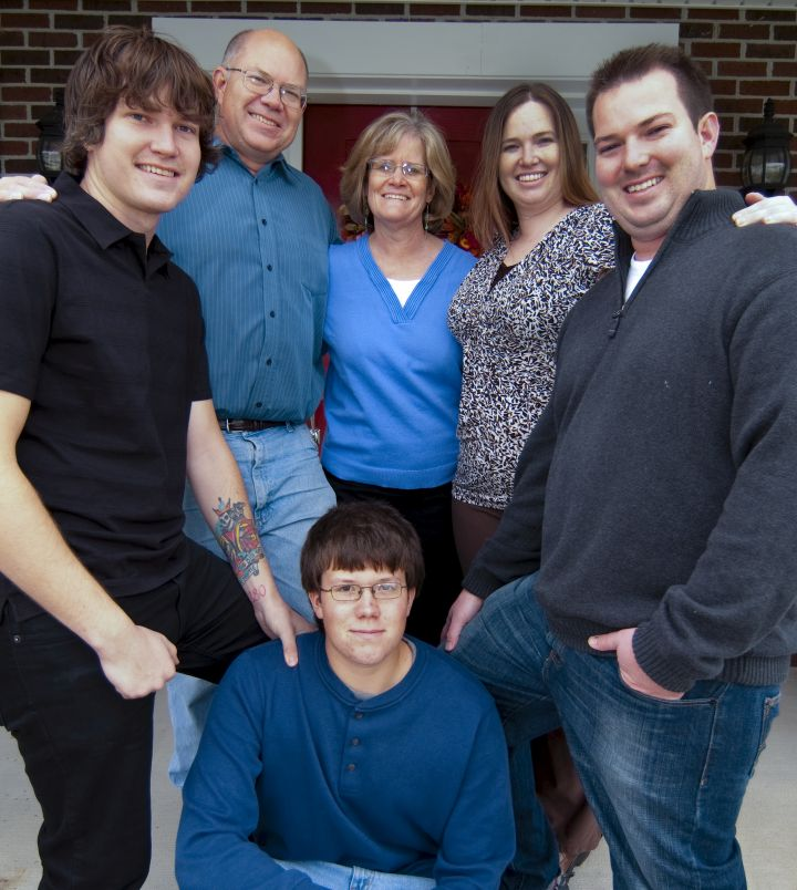 Smith Gibson family