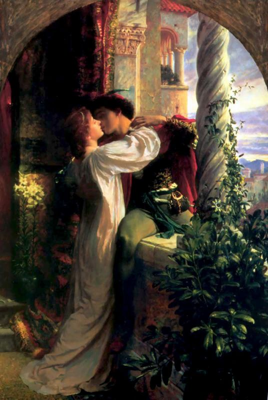 Balcony Scene Romeo and Juliet